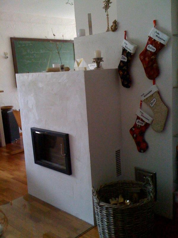 Handgefertigte und bestickte Nikolausstiefel